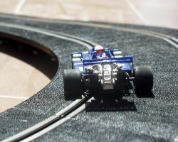 Tyrrell Ford F1 by angelneo107