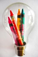 Crayon Idea by Caen-N