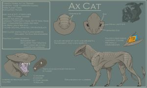 Ax Cat Reference V1 by Pythosblaze