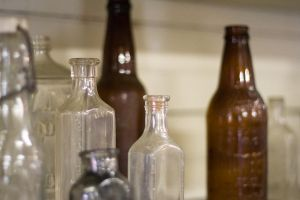 Antique Bottle Stock2 by dastotenkopf-stock