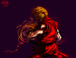 Ken masters by thunderking