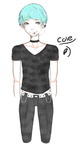 OC Cole Lee by hieiwifeforever