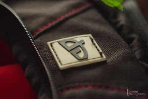 DA Logo Backpack by Nordas