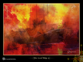 The Lost Ship II by raysheaf