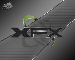 XFX Wallpaper gray by marpli