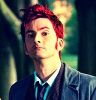 red haired Timelord by jakey01