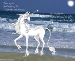 The last Unicorn - In the Sea by Neri-chan