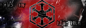 The Order of the Black Rose SW:TOR Guild Banner by Xana-Seraphi
