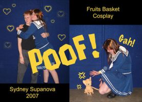 Cosplay: Fruits Basket by Gemema537