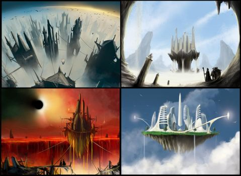 Environtment Samples by ArdiRa