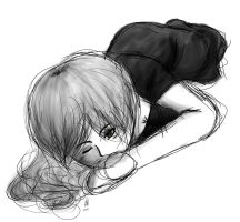 APH OC: laying down by DSerpente