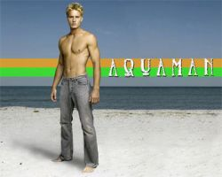 The CW Aquaman art 2007 by cdpetee