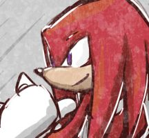 Knuckles by Rush88