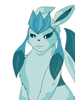 __Glaceon__ by KillerSandy