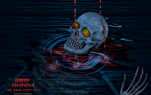 HELLOWEEN: THE DEAD CAN'T SWIM by CSuk-1T
