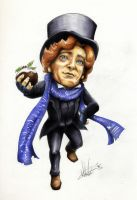 Collings Cratchit - Colored by Marker-Mistress