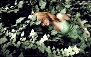 Poison Ivy by gadus