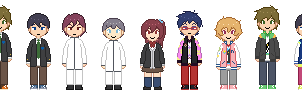 FREE! PIXELS by carefreeaction