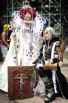 LJinto  NYAF09 Trinity Blood by die-chan