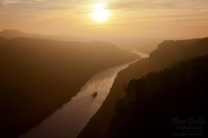 Bastei Sunset by Dave-Derbis