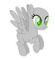 Flying Pony :Base: by iVuiAdopts