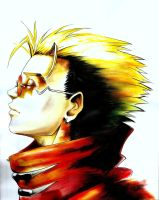 vash_the_stampede by madziulkabr