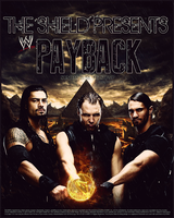 The Shield Payback Poster by Gold010