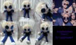 Kim Heechul Devil MV Doll by SubterraneanTV