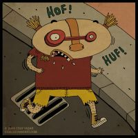 Hof Huf by ceku