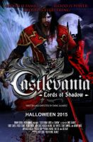 Castlevania Lords of Shadow Movie Poster by kironohasama