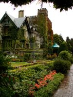 Hatley Park and Castle by kevdoug