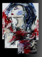 Abstract Girl 6 by dabaryan