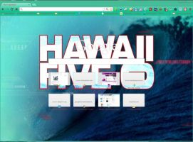 Hawaii Five- O by SPCM2011