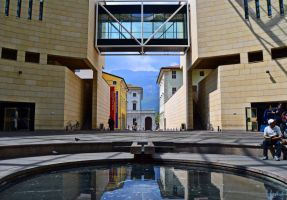Museum of Art, Rovereto, Italy by plumcake-mery