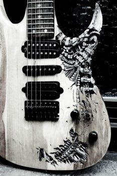 7 String Carved by MentalDisorination