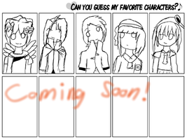 80 percent meme/guess my top 10 characters :3 by Annie-epicjactations