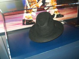 Micheal Jackson's hat by VampireDiclonius