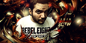 Rebel Eight by odin-gfx