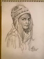 daily sketch 4163 by nosoart