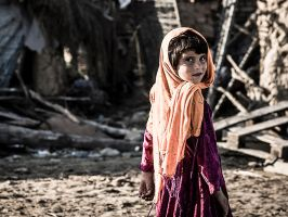 Amidst The Rubble by InayatShah