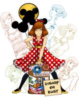 ID - DisneyBound by ZOE-Productions