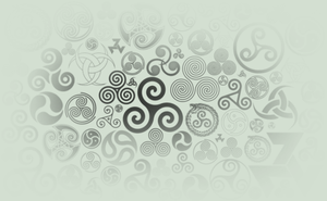 Triskelion Brush Pack (27 Different Triskele) by Cammerel