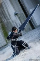 ALO Kirito - Stance by DISC-Photography