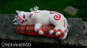 RESERVED Customized Kabegami Statue by stephanie1600