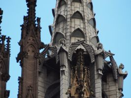 Cologne Cathedral - Detail 54 by tmfNeurodancer
