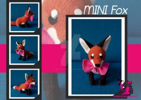 MINI Foxy - For sale at EF by FurryFursuitMaker