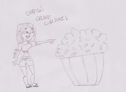 AT: CUPCAKES FTW 8D by Wall-Staples