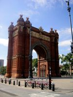 arc de triomf 2 by dannishez