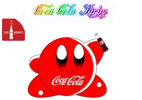 CocaCola Kirby by KirbyDude64