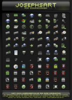 JosephsART IconPackager by Josephs